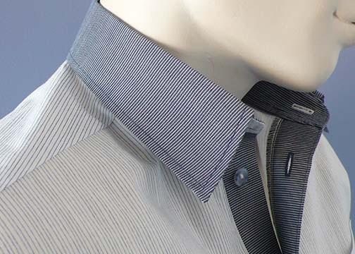 1-074 Chemise à manches courtes