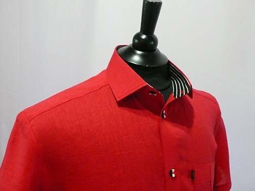 1-113 Chemise à manches courtes